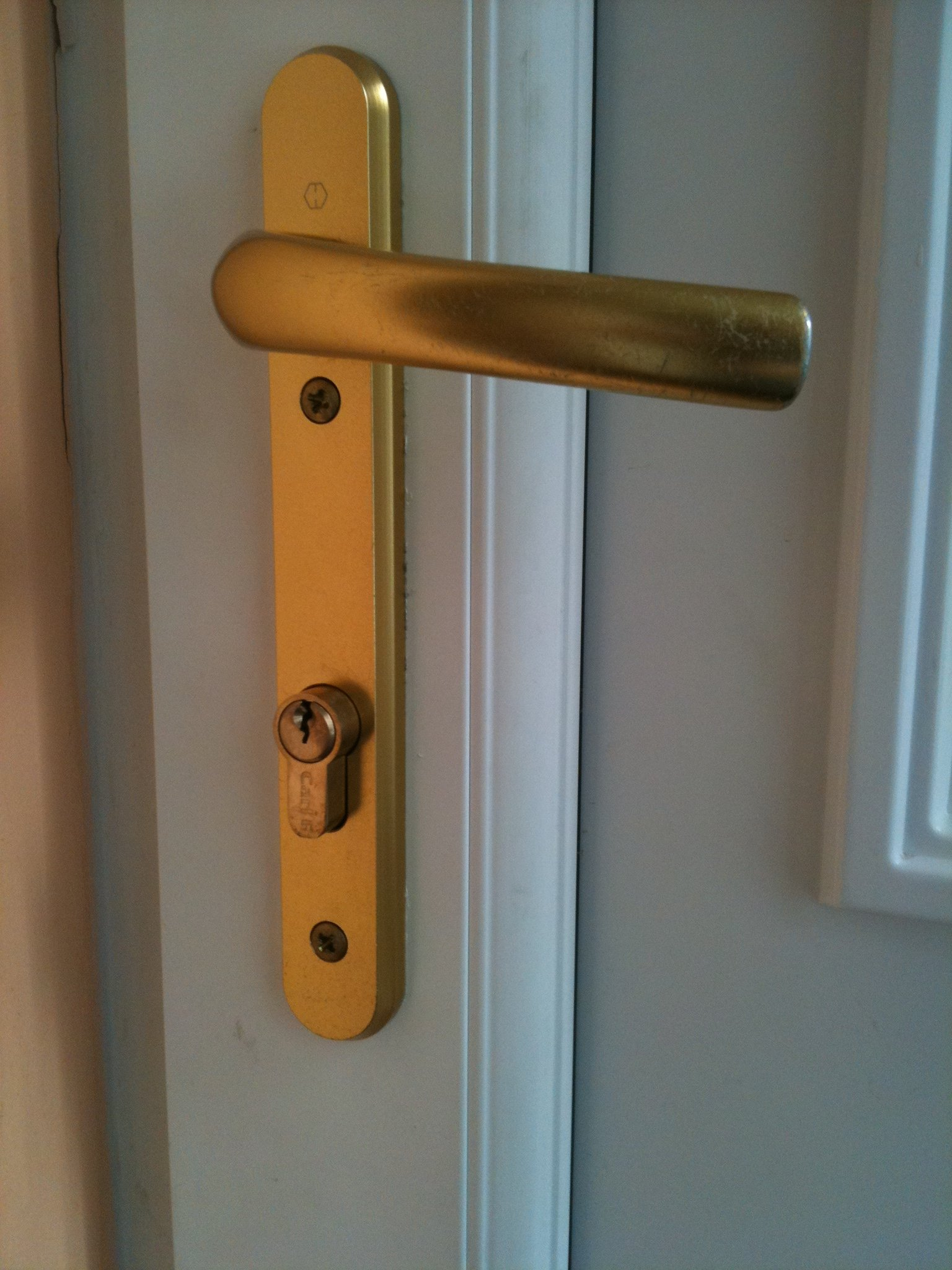How Secure Is My Upvc Door By Alcatraz Edinburgh Locksmiths