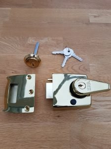 high security nightlatch. Alcatraz locksmiths Edinburgh